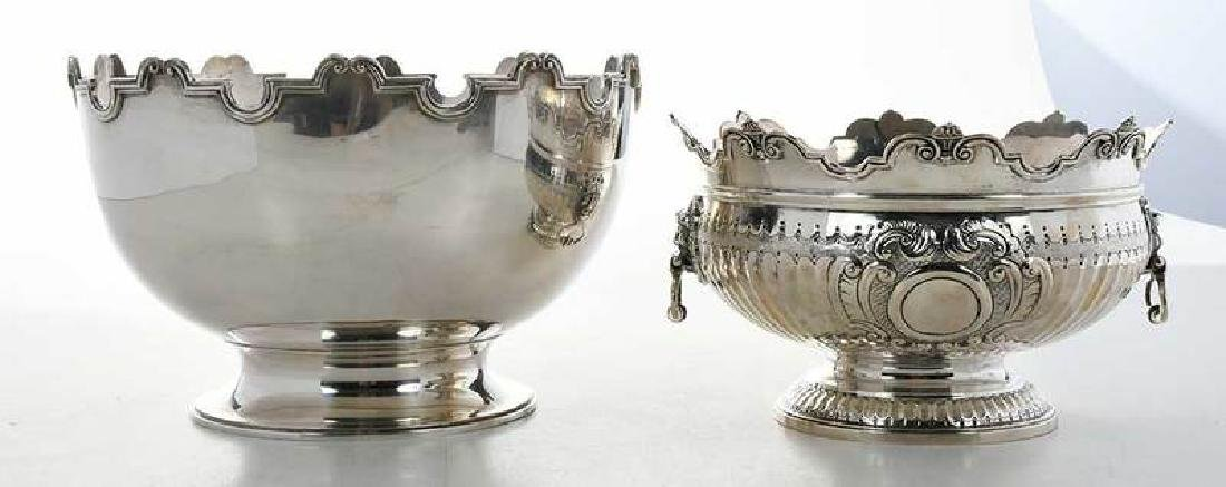 Two English Silver Bowls - 3