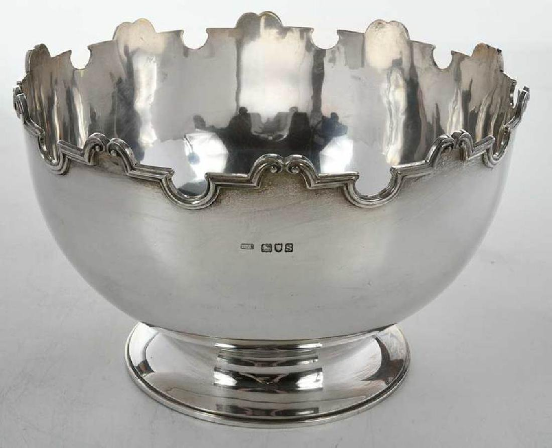 Two English Silver Bowls - 5