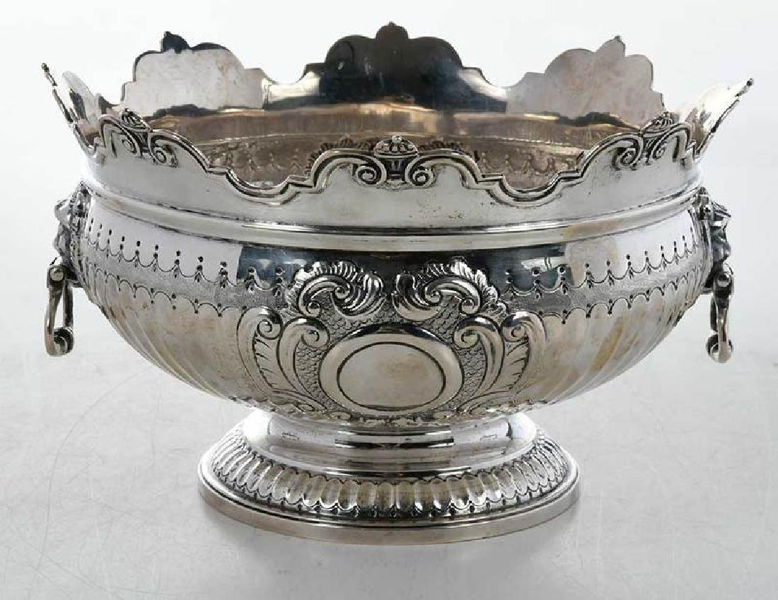 Two English Silver Bowls - 9