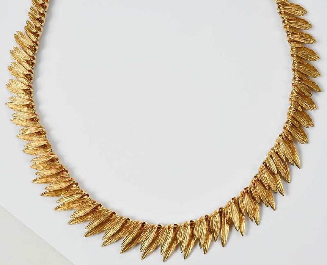 18kt. Necklace - 2