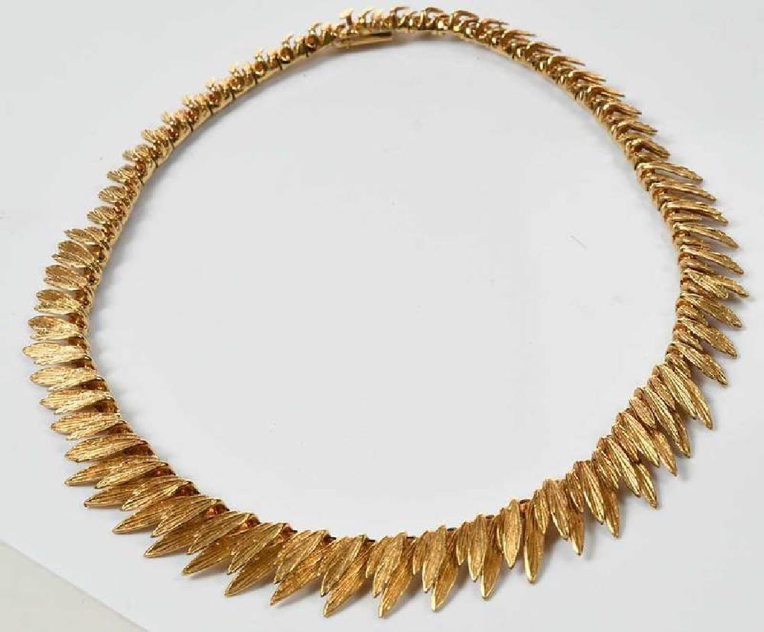 18kt. Necklace - 4