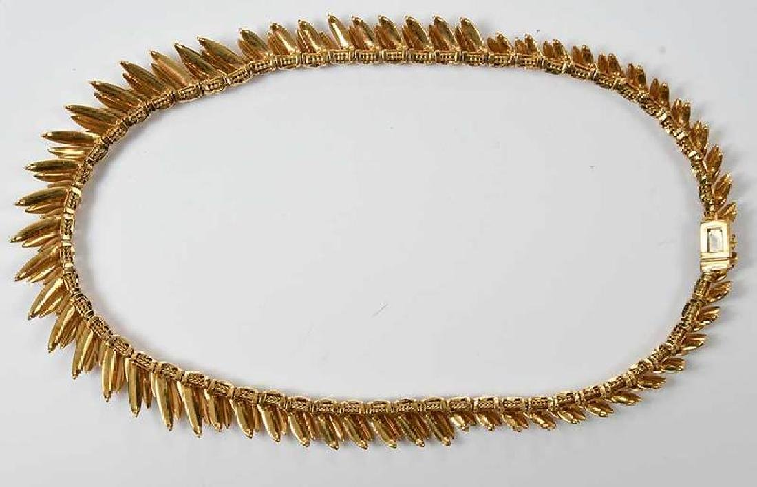 18kt. Necklace - 5