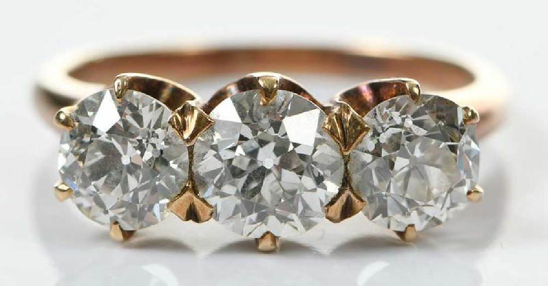 14kt. Diamond Ring - 2