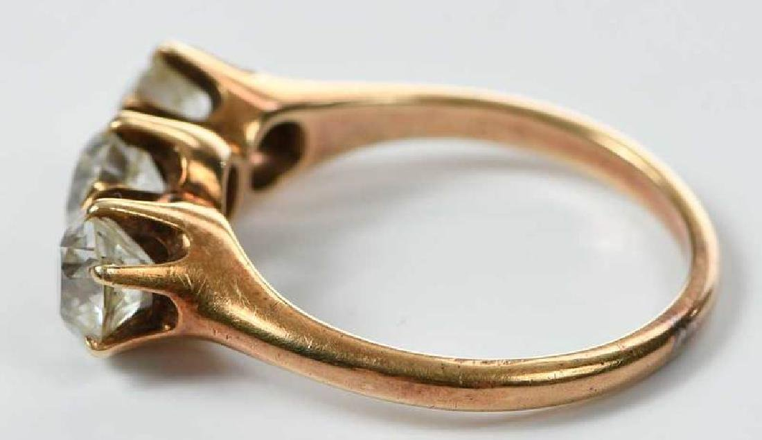 14kt. Diamond Ring - 4