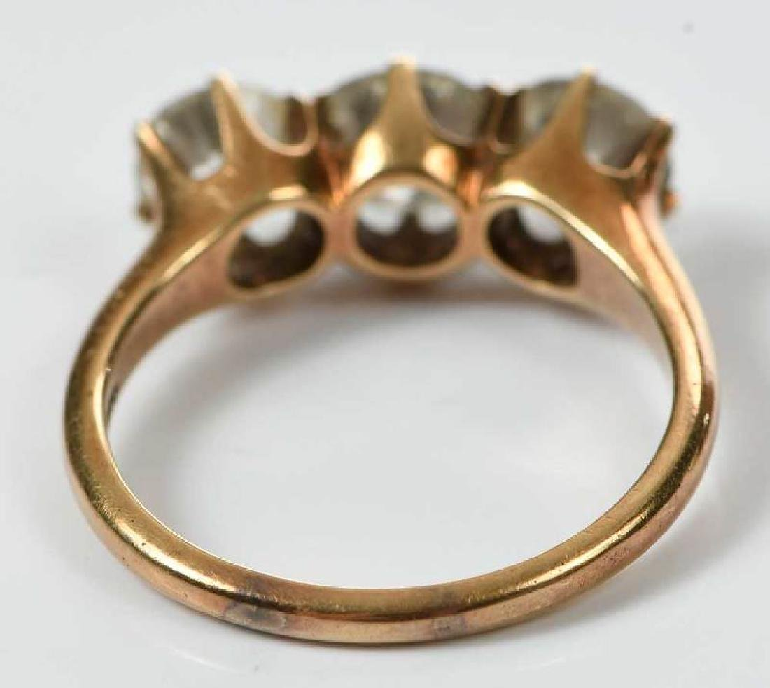 14kt. Diamond Ring - 5