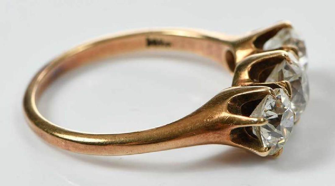 14kt. Diamond Ring - 6