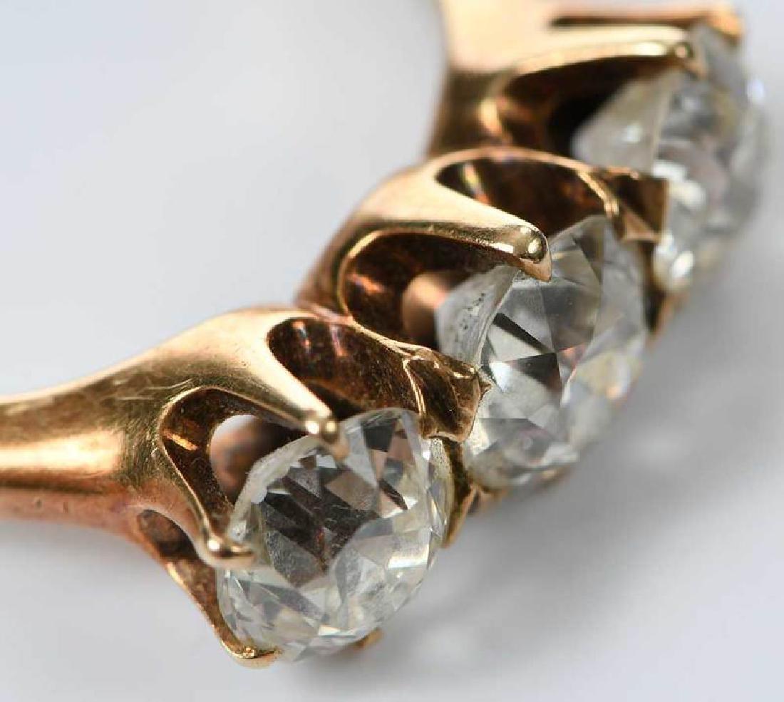 14kt. Diamond Ring - 9