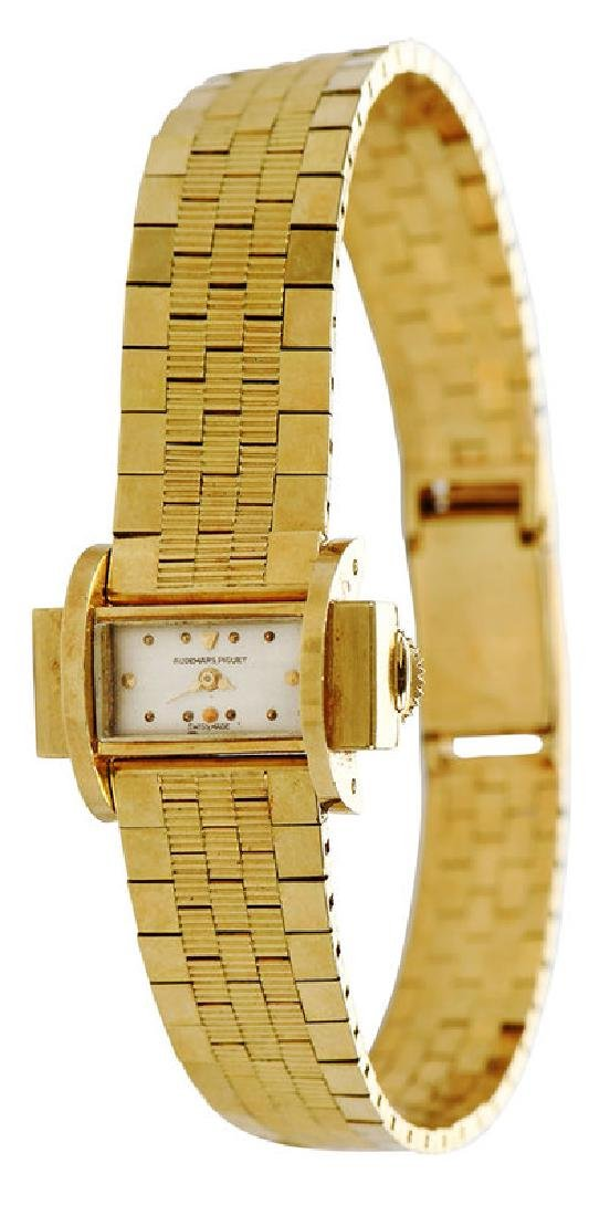 18kt. Audemars Piguet Watch