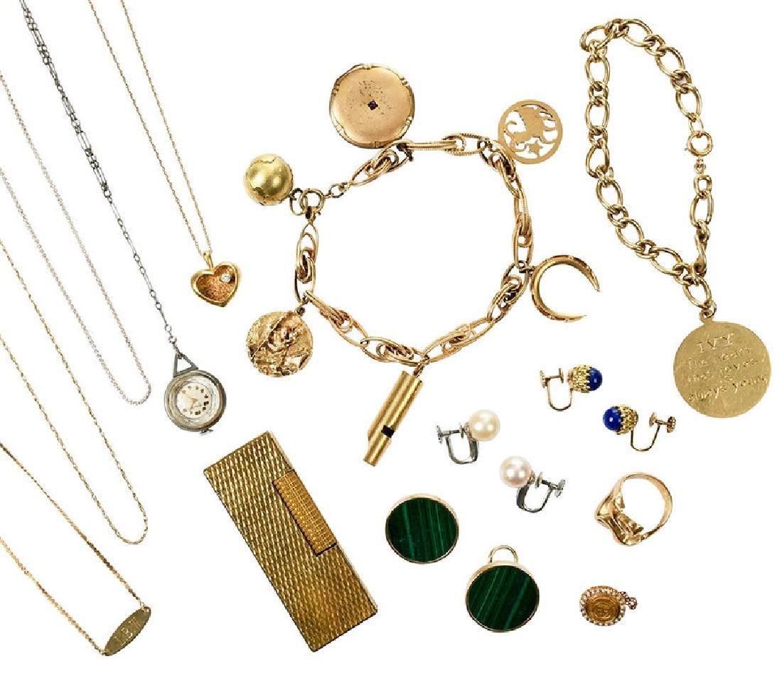 13 Pieces Assorted Jewelry