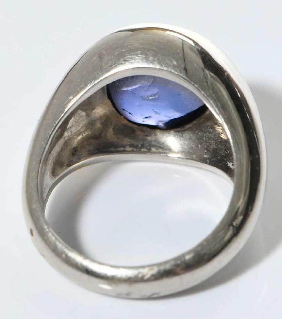 14kt. Star Sapphire Ring - 10