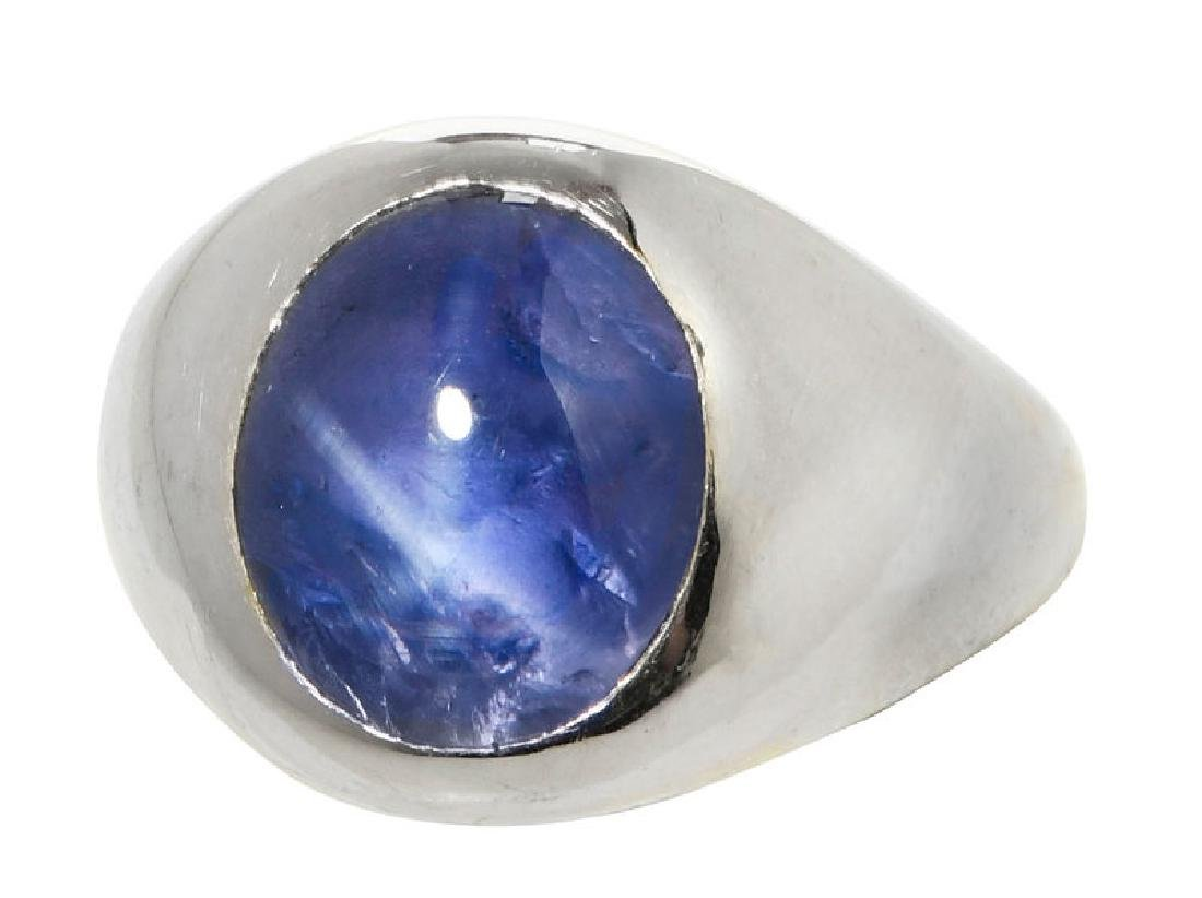 14kt. Star Sapphire Ring