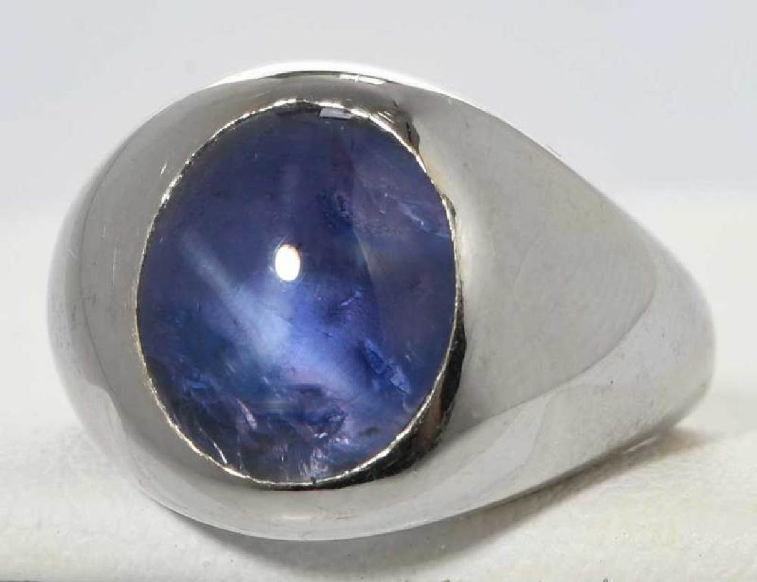 14kt. Star Sapphire Ring - 5
