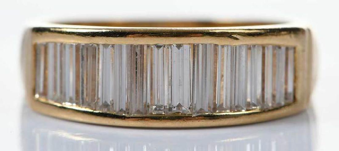 18kt. Diamond Ring - 2