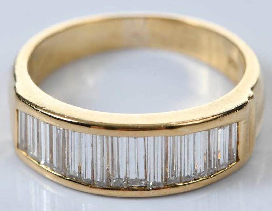 18kt. Diamond Ring - 3