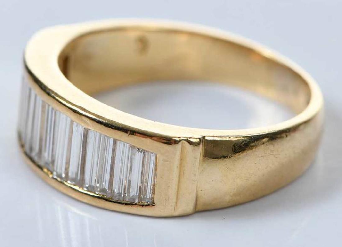 18kt. Diamond Ring - 4