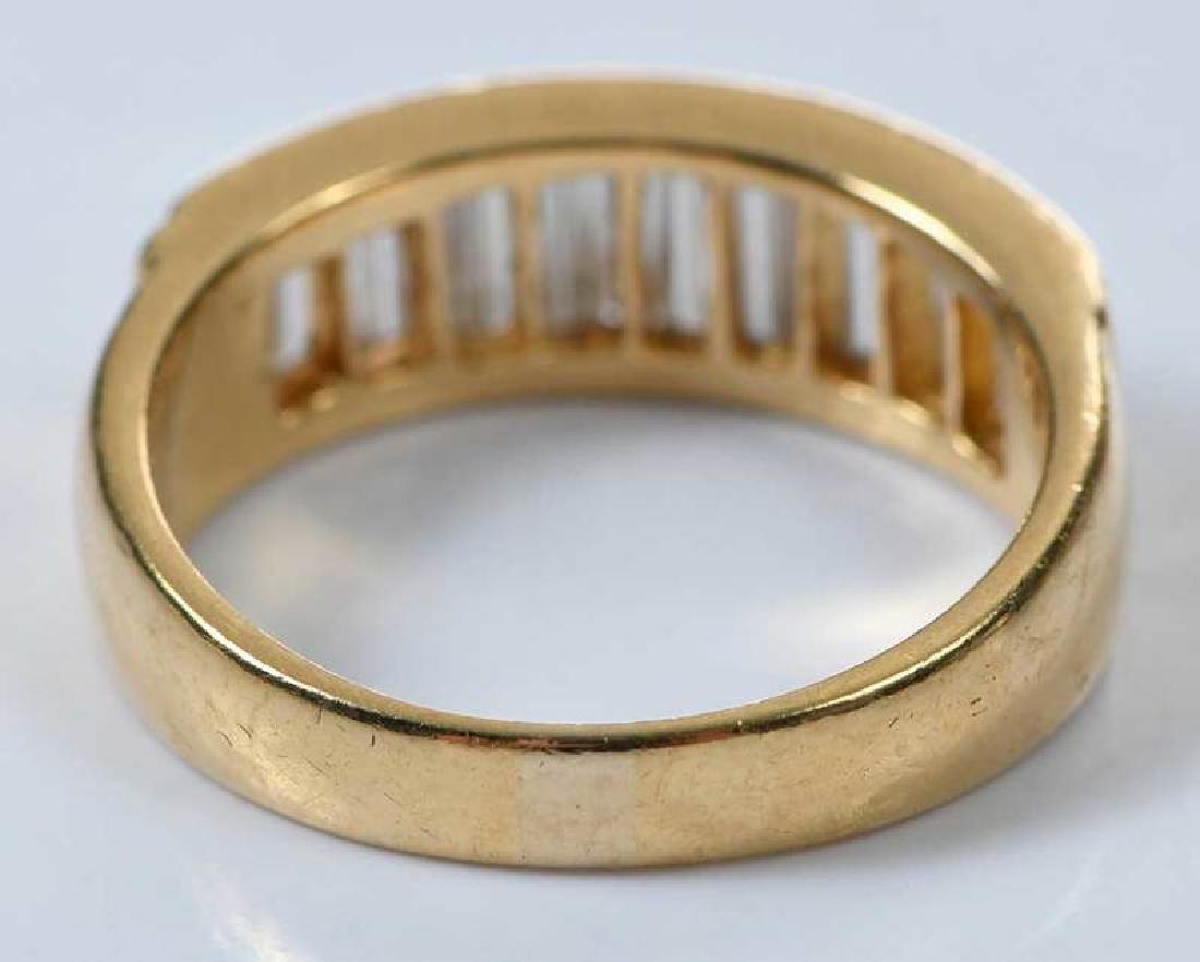 18kt. Diamond Ring - 5