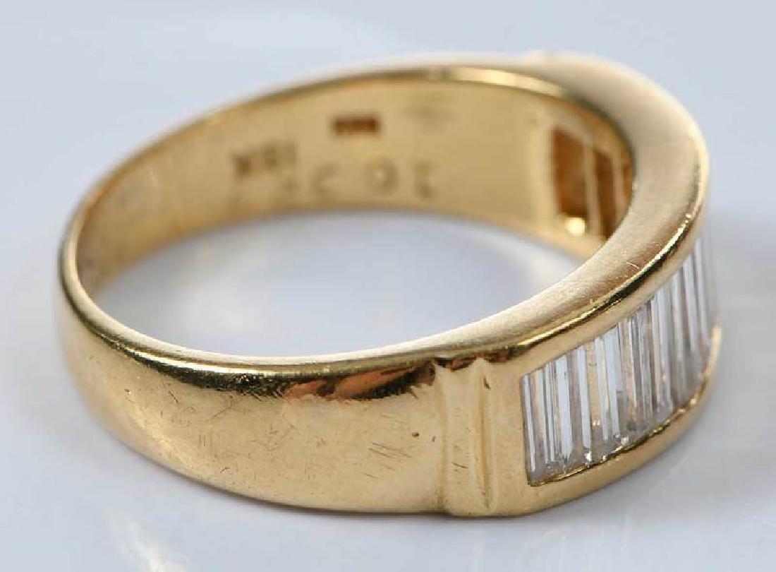 18kt. Diamond Ring - 6