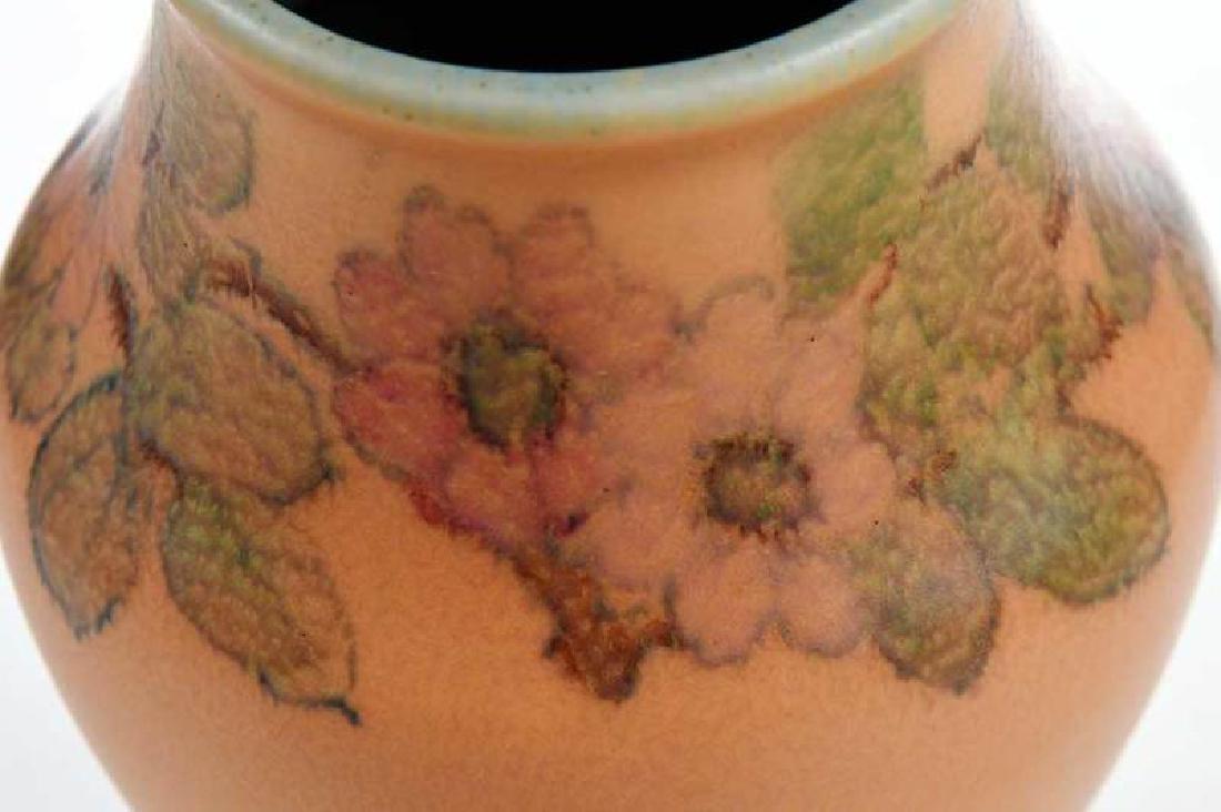 Katherine Jones Rookwood Vase - 7