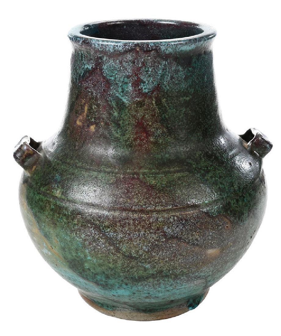 Jugtown Stoneware Vase