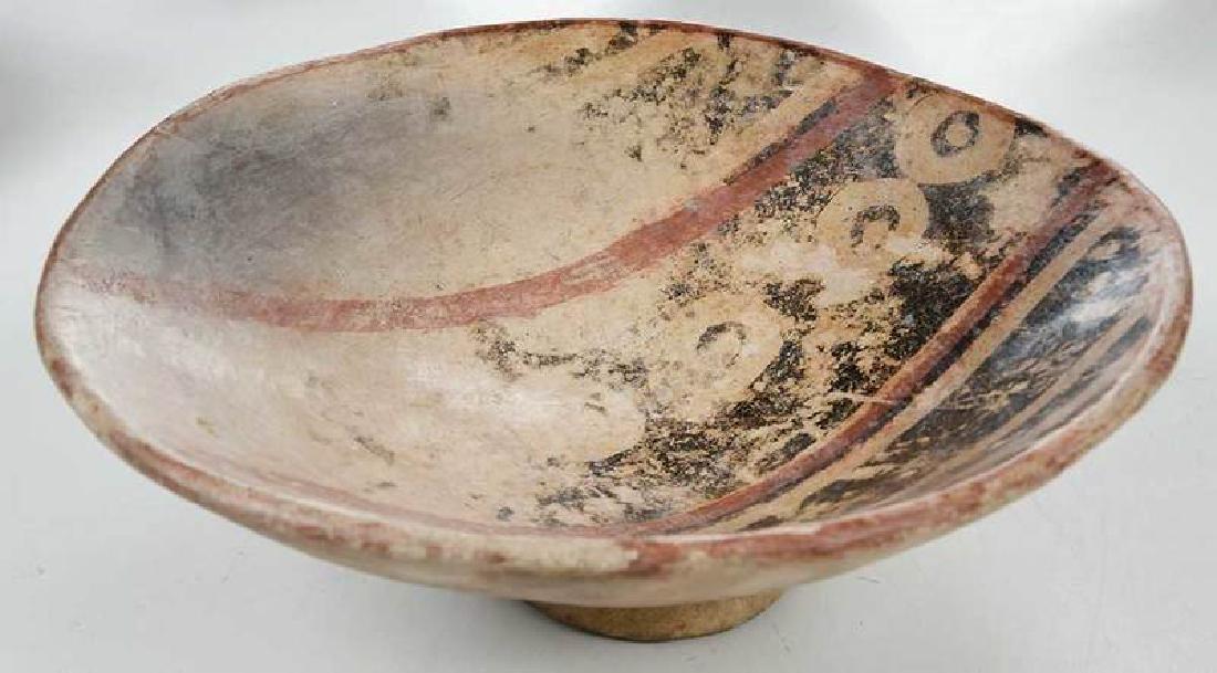 10 Narino Footed Pottery Bowls - 10