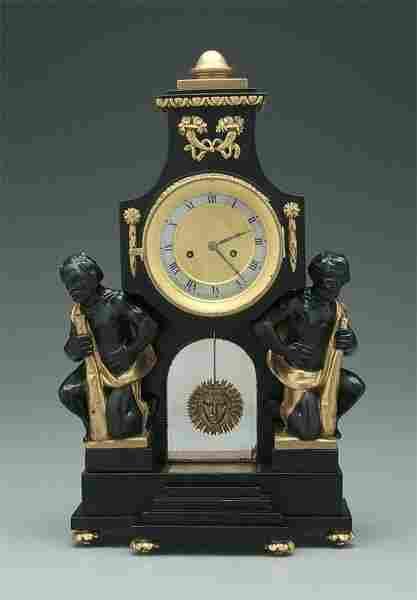 Classical shelf clock,