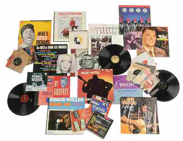 Large Collection Vinyl Records