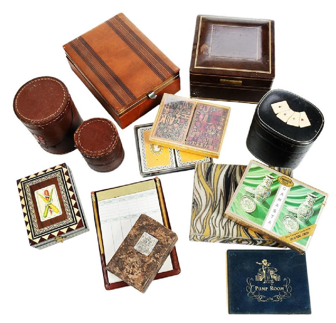 Assorted Group of Playing Cards