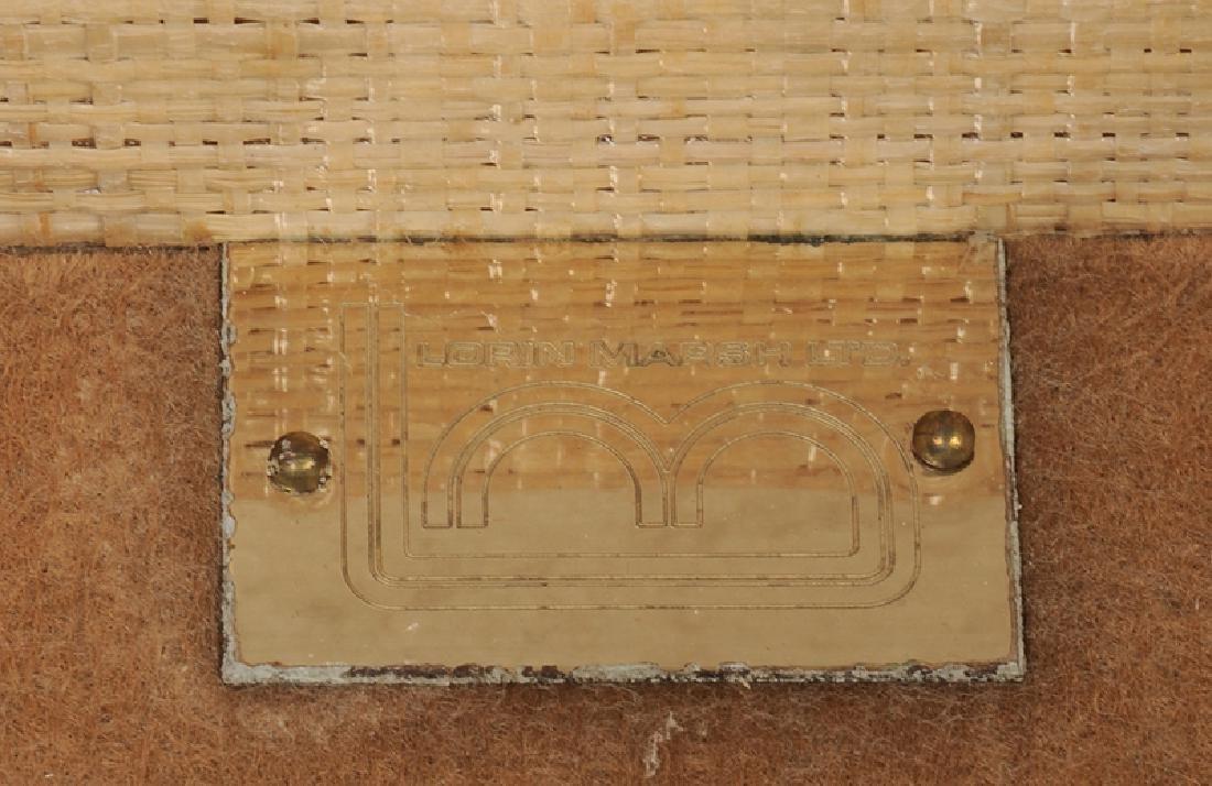 Pair Lorin Marsh Side Tables - 3