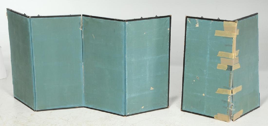 Six Panel Japanese Screen - 2