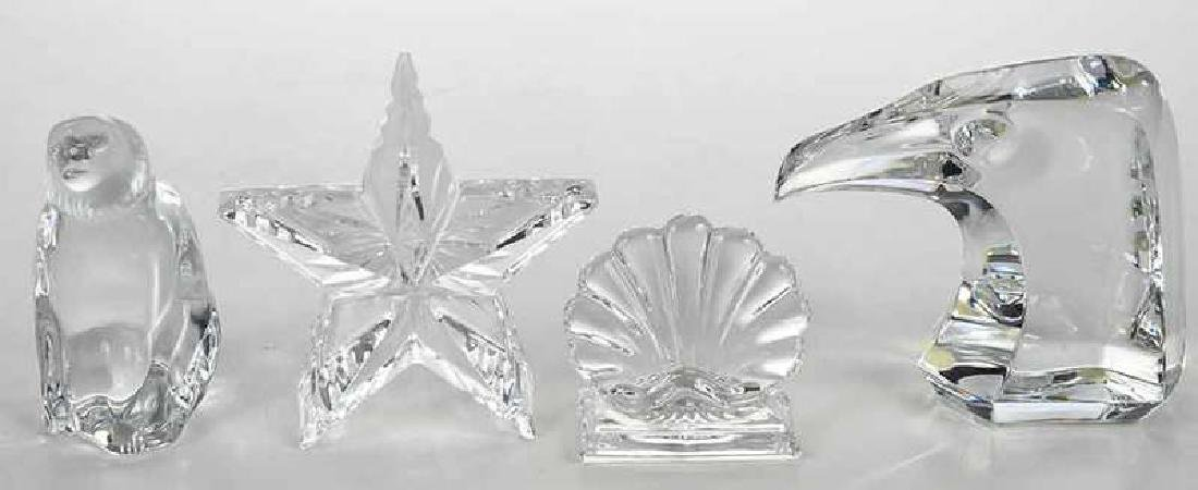 17 Pieces Baccarat Crystal - 2