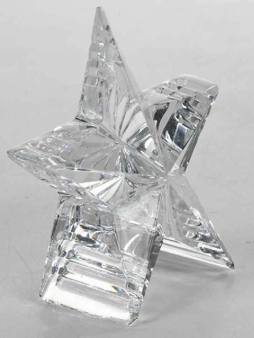 17 Pieces Baccarat Crystal - 5