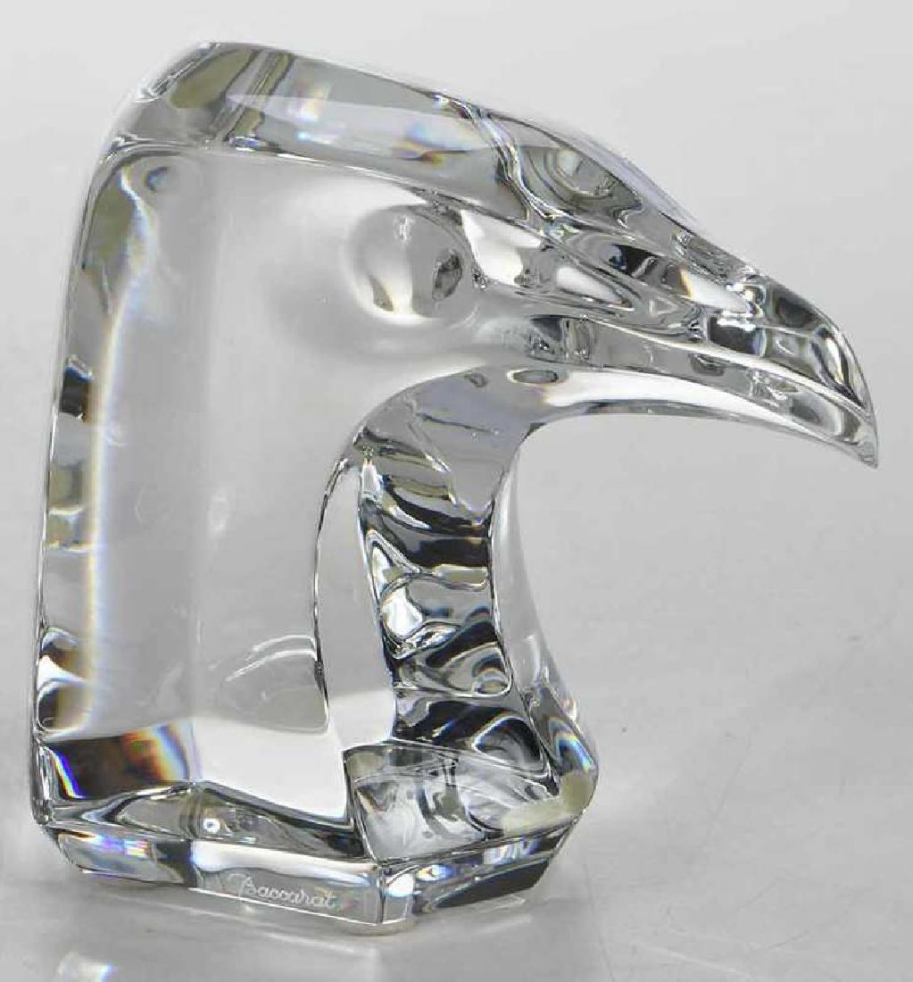 17 Pieces Baccarat Crystal - 8