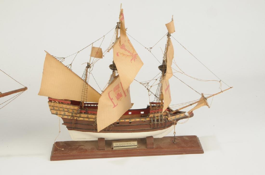 Three English Ship Models - 4
