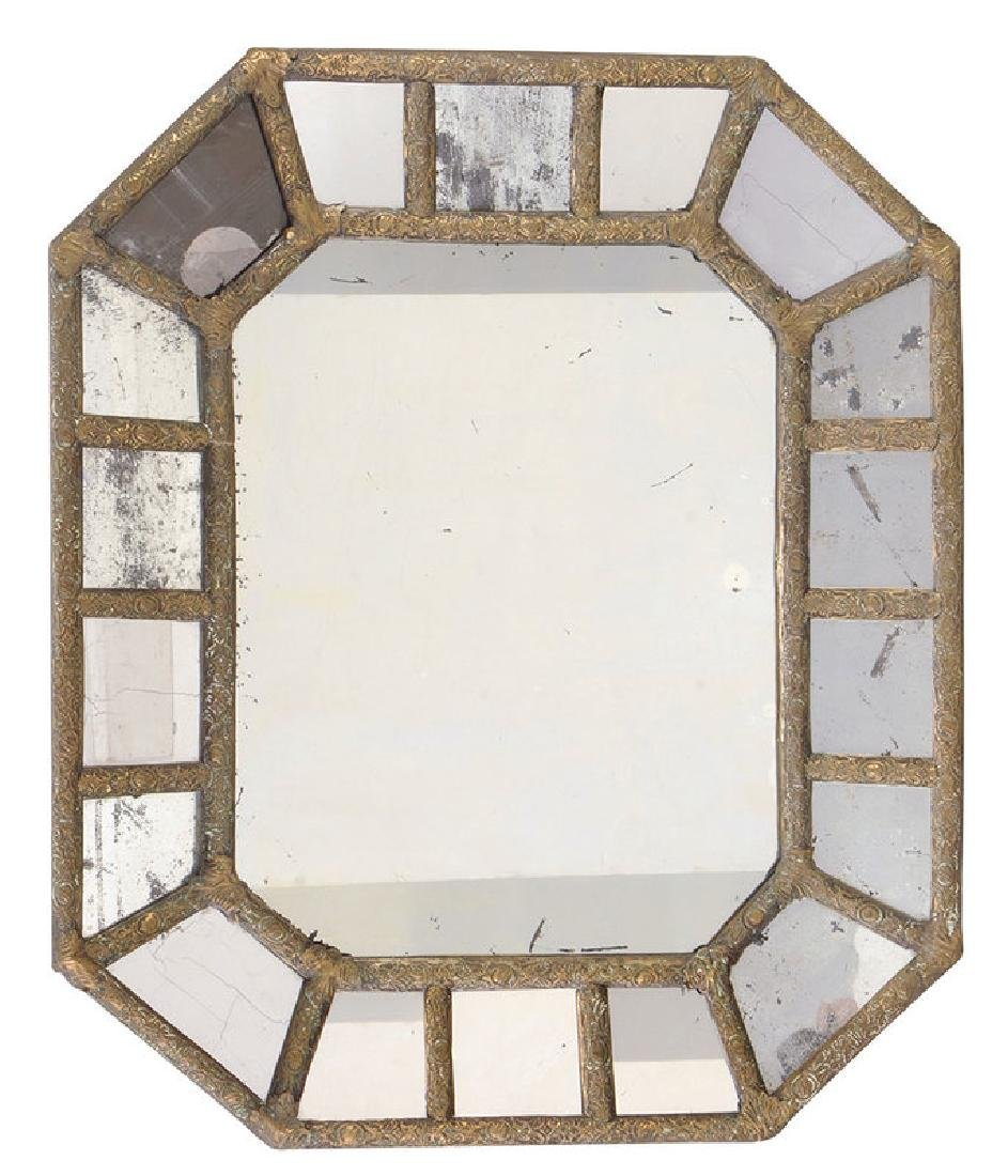 Baroque Style Mirror Framed Mirror