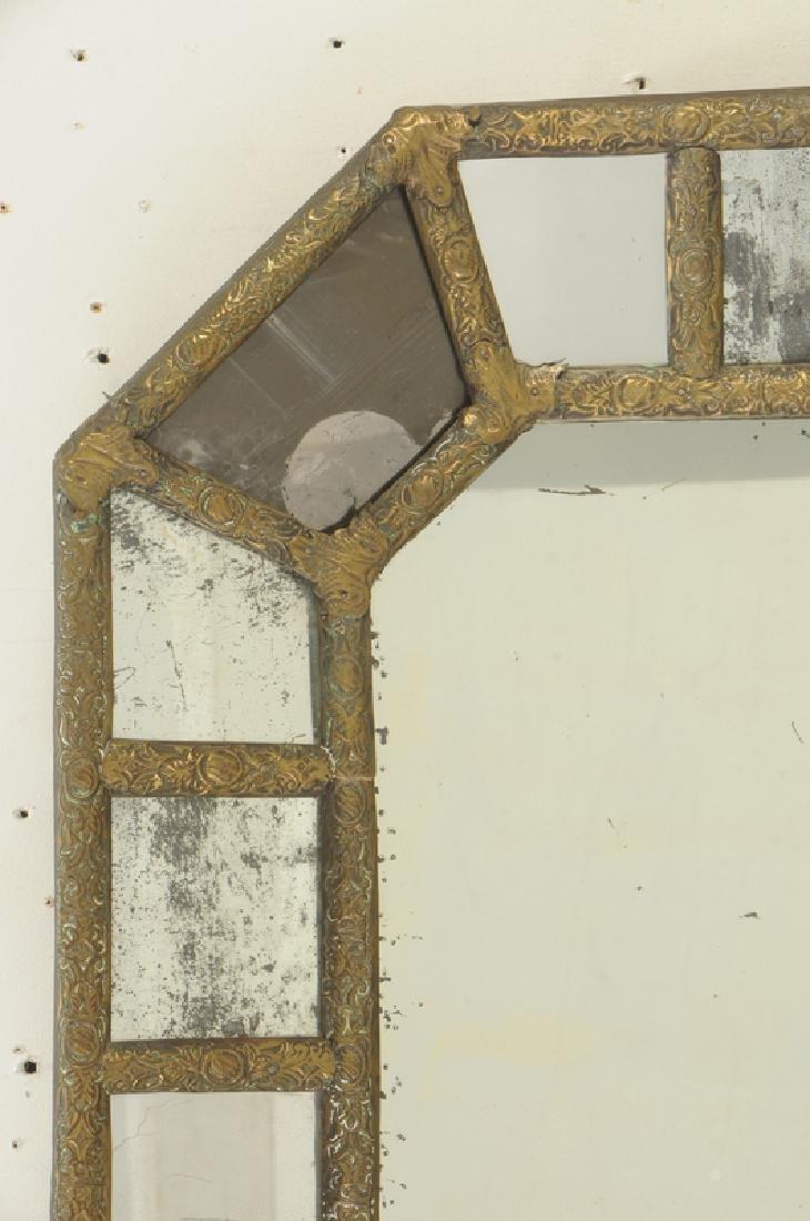 Baroque Style Mirror Framed Mirror - 2