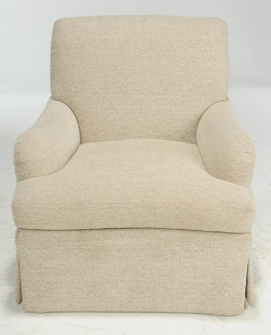 Upholstered Club Chair - 2