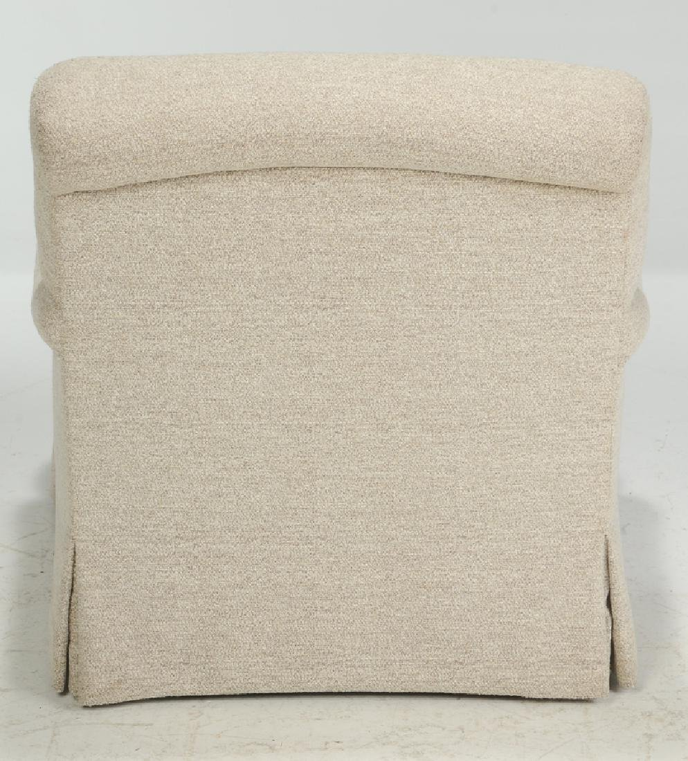 Upholstered Club Chair - 3