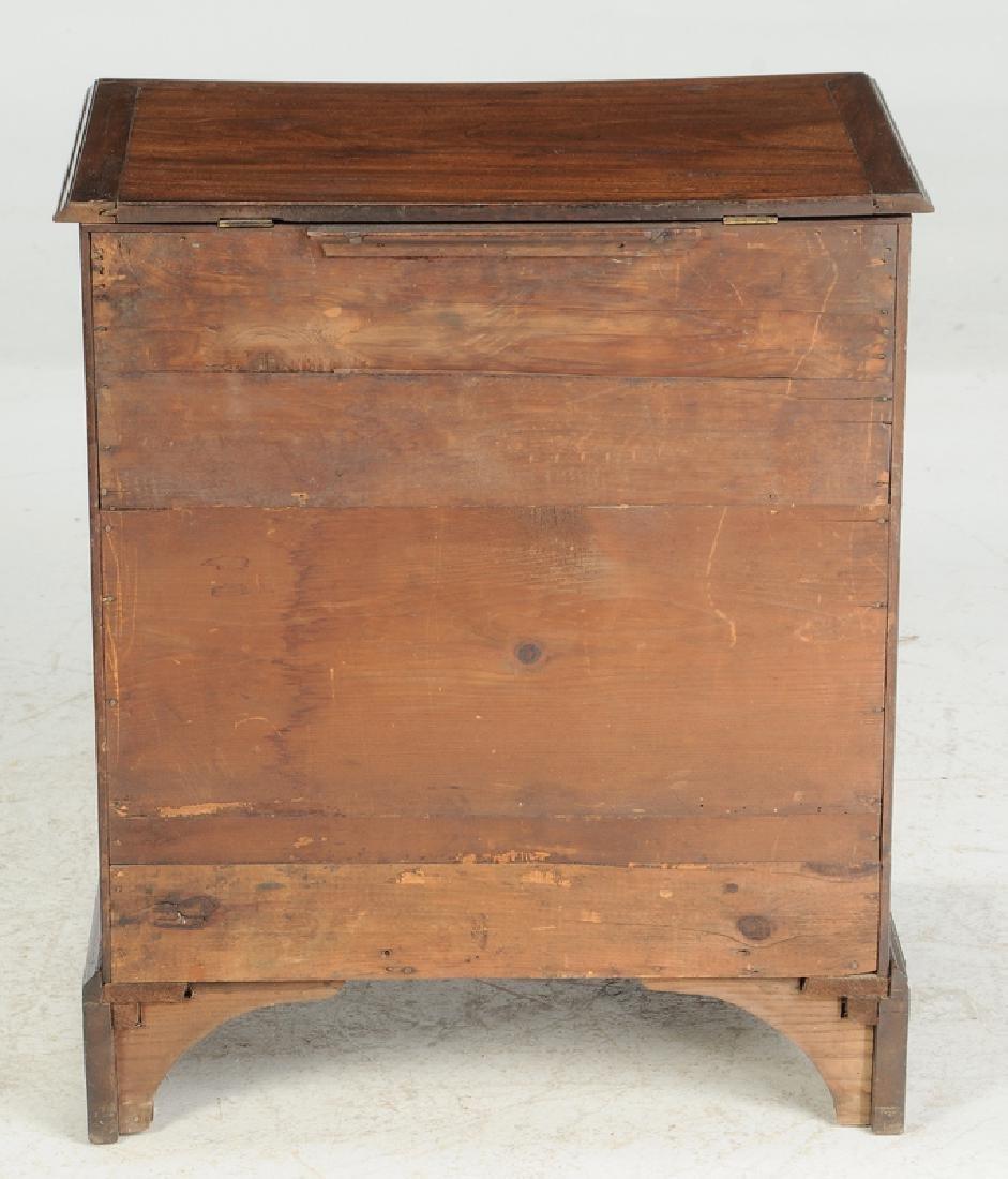 George III Mahogany Cabinet - 6