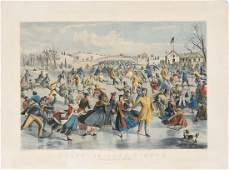 Currier  Ives Publishers