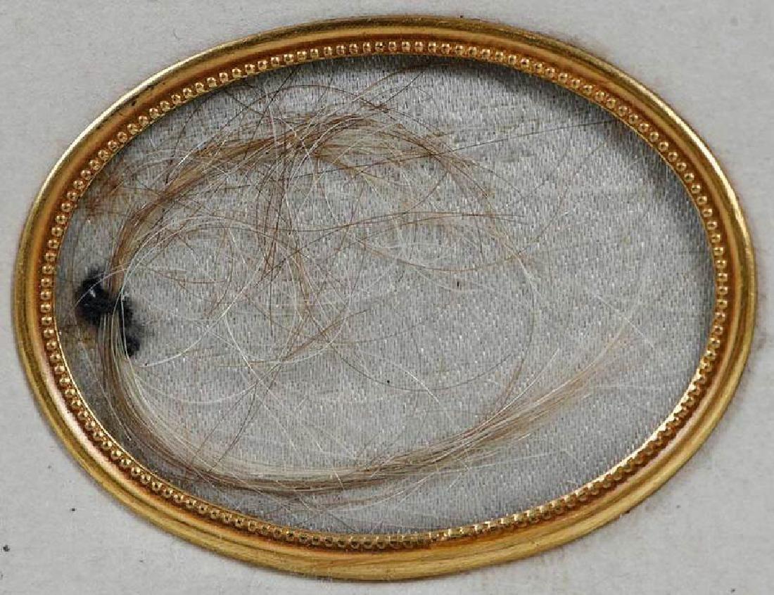 A Lock of George Washington's Hair - 2