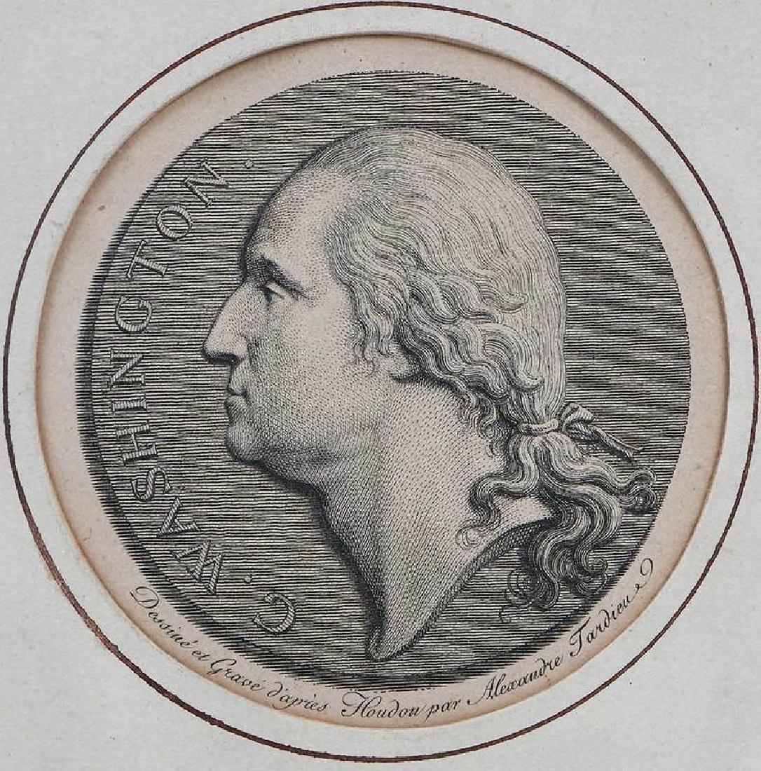 A Lock of George Washington's Hair - 3