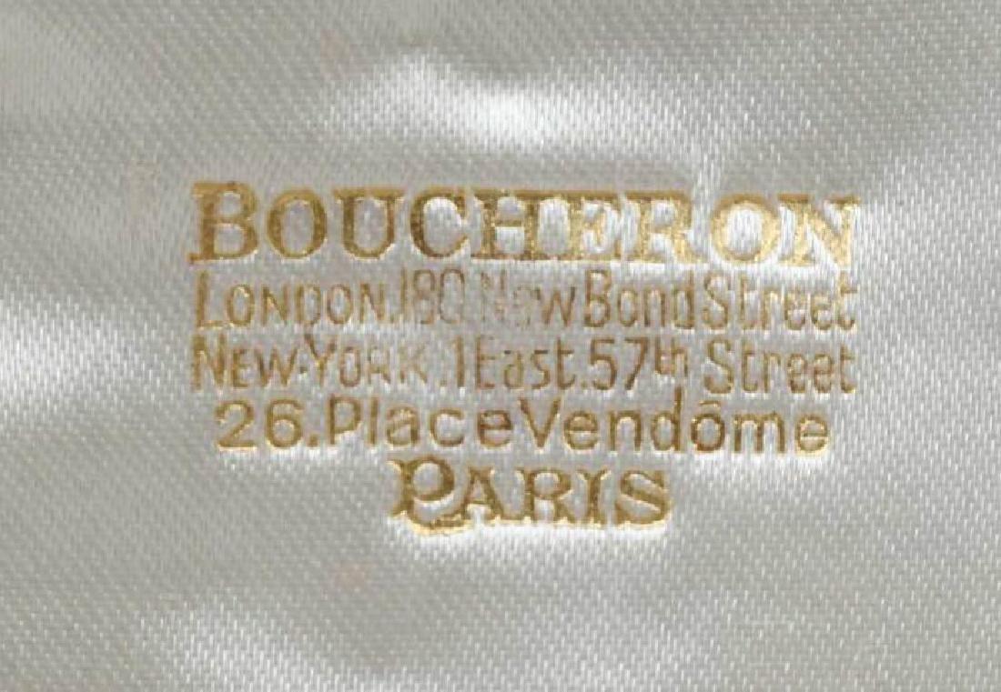 Boucheron Silver Powder Compact - 3