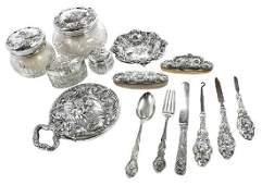 Unger Sterling Loves Dream Set 22 Pieces