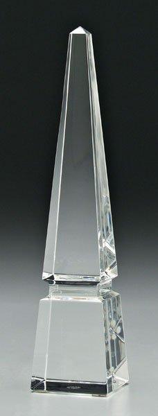 12: Baccarat obelisk,