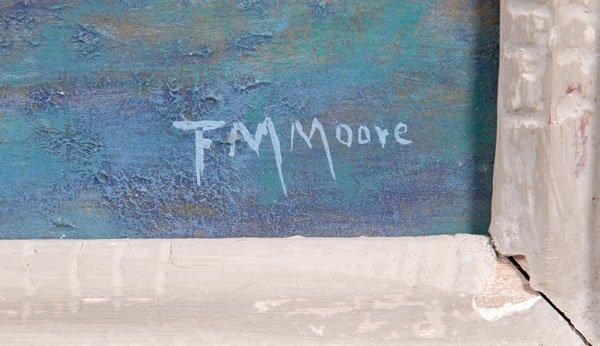 26: Frank M. Moore California painting - 2