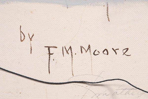 26: Frank M. Moore California painting - 7