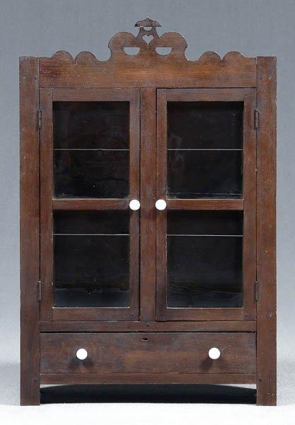 9: North Carolina child's cabinet,