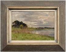 1062 Adalbert Roegge painting