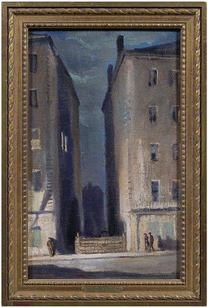 120: Christopher Murphy Charleston painting