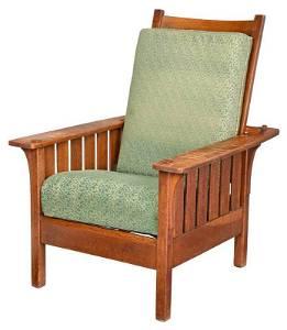 L.&J.G. Stickley Morris Chair